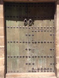 Door, Ubeda